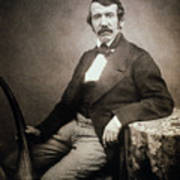 David Livingstone (1813-1873) Art Print