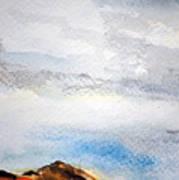 Davis Mountains Art Print