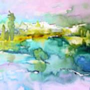 Dawn 02 Art Print
