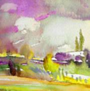 Dawn 03 Art Print
