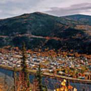 Dawson City - Yukon Art Print