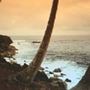 Day Break On Kauai Art Print
