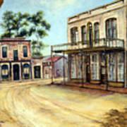 Dayton Nevada Art Print