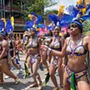 Dc Caribbean Carnival No 10 Art Print