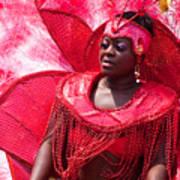 Dc Caribbean Carnival No 18 Art Print