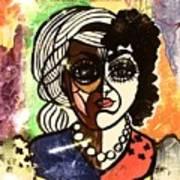 De Femme Art Print