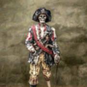 Dead Men Tell No Tales Art Print by Randy Steele