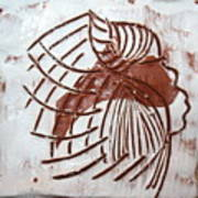 Dean - Tile Art Print