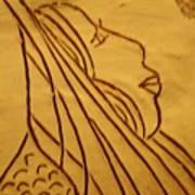 Dear - Tile Art Print