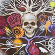 Death Becomes Me Art Print