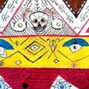 Death Danse Art Print