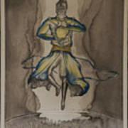 Death Of The Demon's Law Art Print
