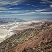Death Valley 10 Art Print