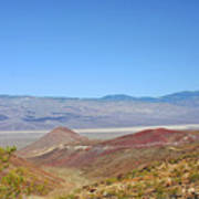 Death Valley National Park - Eastern California Art Print by Christine Till