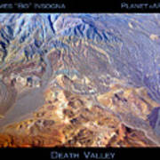 Death Valley Planet Earth Art Print