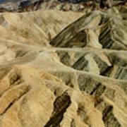 Death Valley Waves Art Print
