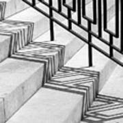 Deco Shadow Art Print