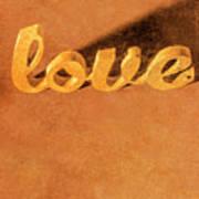 Decorating Love Art Print