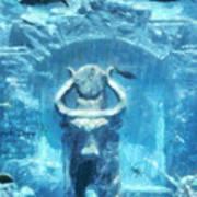 Deep Atlantis Art Print