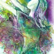 Deep Calls Unto Deep Art Print