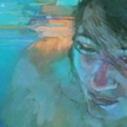 Deep Submerge 2 Art Print