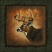 Deer Lodge Art Print