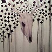 Deer Slayer Art Print