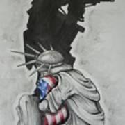 Defending Liberty Art Print