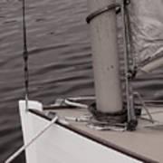 Defining A Catboat Art Print
