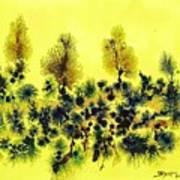 Deforestacion Art Print