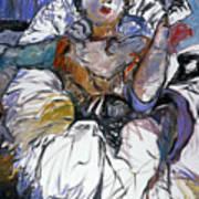 Degas Girl Art Print
