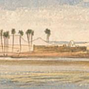 Deir Kadige, 1 P.m., January 2, 1867 Art Print