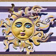 Del Sol Art Print