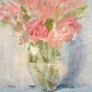 Delicate Bouquet Art Print