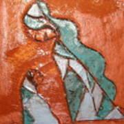 Dellas Gal - Tile Art Print