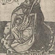 Delphian Sibyl Art Print