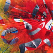 Delta Medley II Art Print