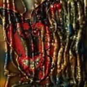Demon Inside Art Print