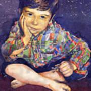 Denis 01 Art Print
