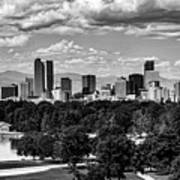 Denver Colorado Art Print