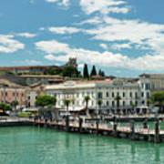 Desenzano Del Garda Lake Garda Italy Art Print