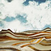 Desert Calm Art Print
