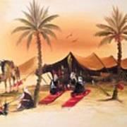 Desert Delights Art Print