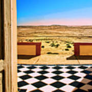 Desert Dreamscape Art Print