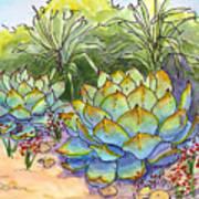 Desert Gifts Art Print