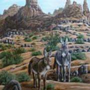Desert Gypsy's Art Print