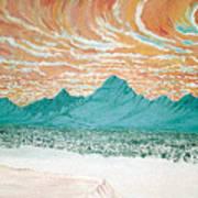 Desert Splendor Art Print