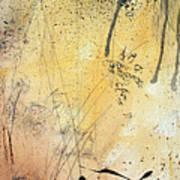 Desert Surroundings 1 By Madart Art Print