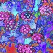 Desert Vibe Bloom Art Print