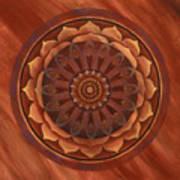 Desert Wind Art Print
